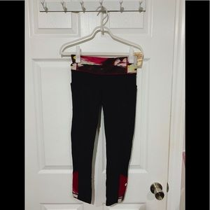 LULULEMON LEGGING CROP 21'